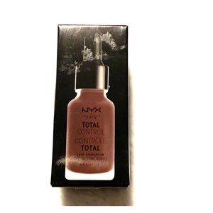 NYX total control drop foundation deep espresso